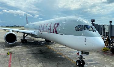 Uh Oh: Qatar Airways Grounds 13 Airbus A350s