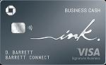 Ink Business Cash® Credit Card