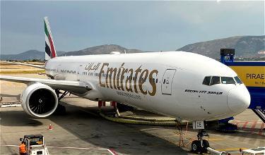 Emirates 777 Flies All The Way To Kabul, Turns Around