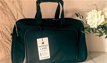 Review: Nomad Lane Bento Carryon Bag (Plus A Great Discount)