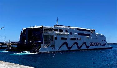 Review: SeaJets Ferries Greece