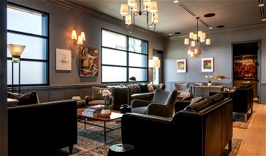 The Salon At LAX: New $695 Airport Social Lounge