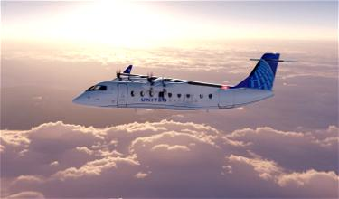 United Airlines Invests In 19-Seat Electric Aircraft