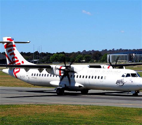A Turboprop's Epic 12,000-Mile Journey From Brisbane To Exeter