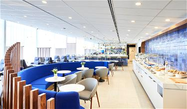 Unveiled: New Air France Lounge Montreal (YUL)