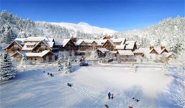 Stunning: Montage Big Sky Opens December 2021