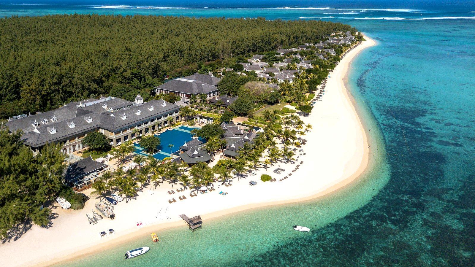 St. Regis Mauritius �Downgraded� To A JW Marriott