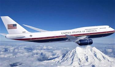 Boeing Investigating Future Air Force One Tequila Bottles