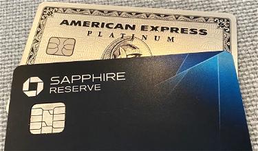 Amex Platinum Vs. Chase Sapphire Reserve (2021)