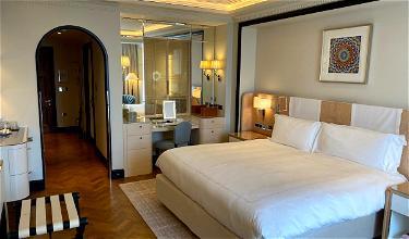 Review: Claridge's Hotel London