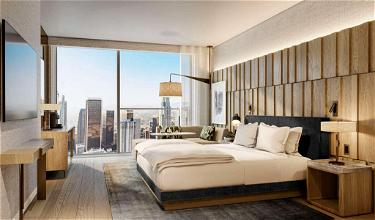 Conrad Hotel Downtown Los Angeles Opening 2022