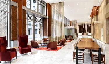 Man Has Rolex Stolen Off Wrist In Marriott Lobby