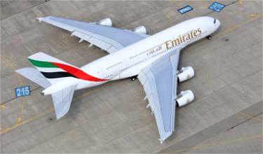 Emirates Taking Delivery Of World's Last Airbus A380 In November 2021