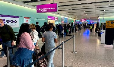 Heathrow Airport Immigration: What A Mess
