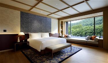 Roku Kyoto, New Hilton LXR Hotel In Japan