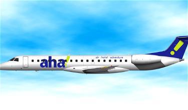 Aha!, ExpressJet's New Reno-Tahoe Based Airline