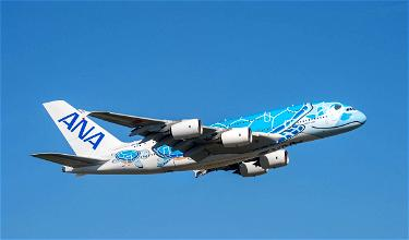 Cool: ANA Pilots Can Now Fly Both Airbus A380 & A320