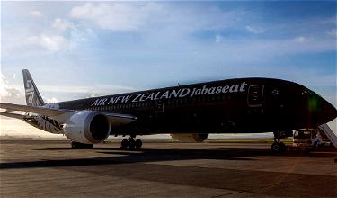 Air New Zealand Transforms Boeing 787 Into Vaccination Clinic