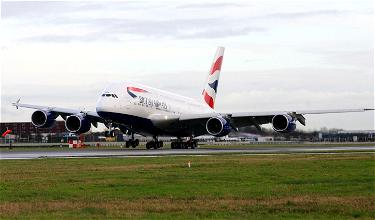 Official: British Airways A380 Returning To Service!
