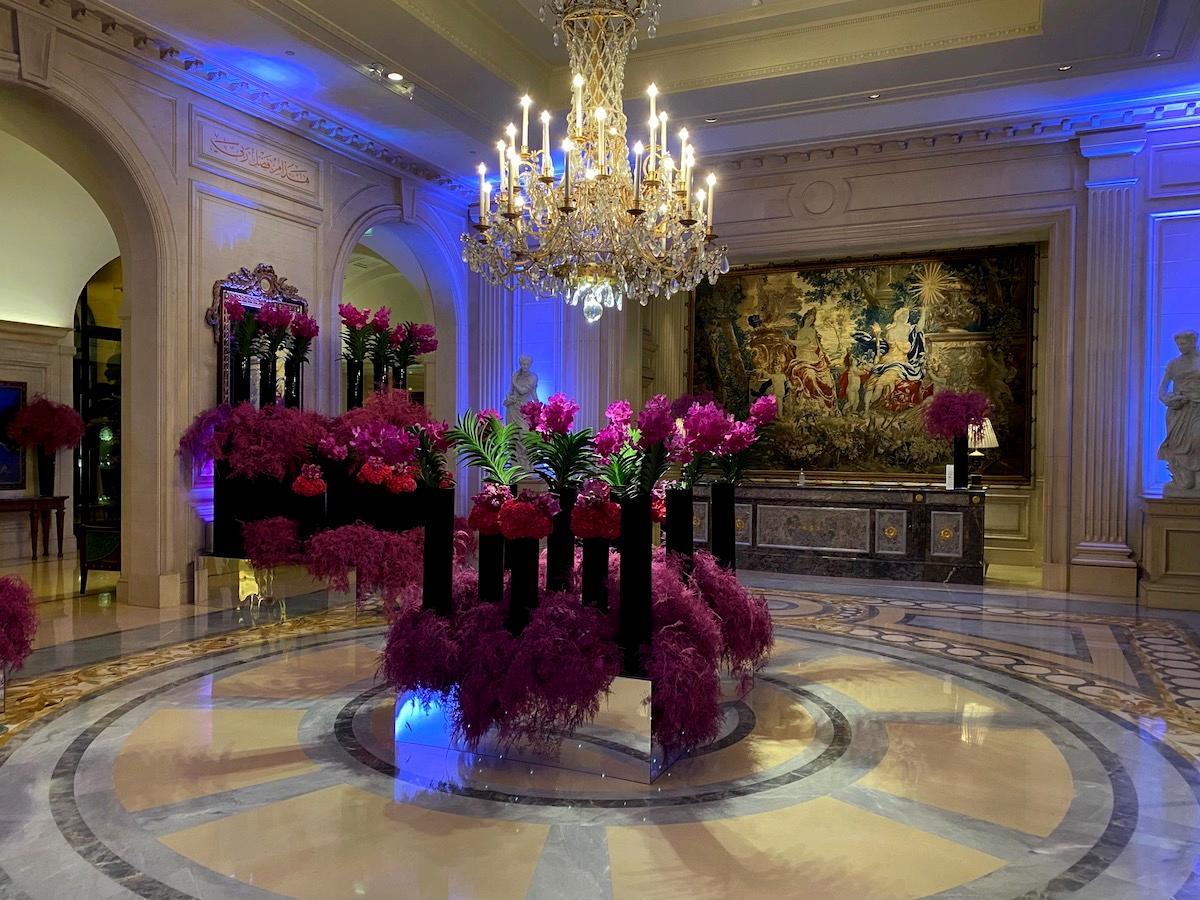Review: Four Seasons Paris George V