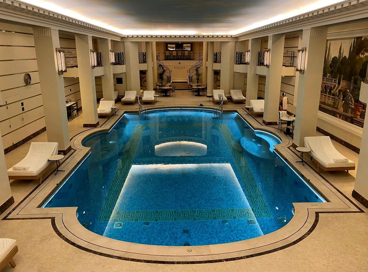 Review: Ritz Paris Hotel