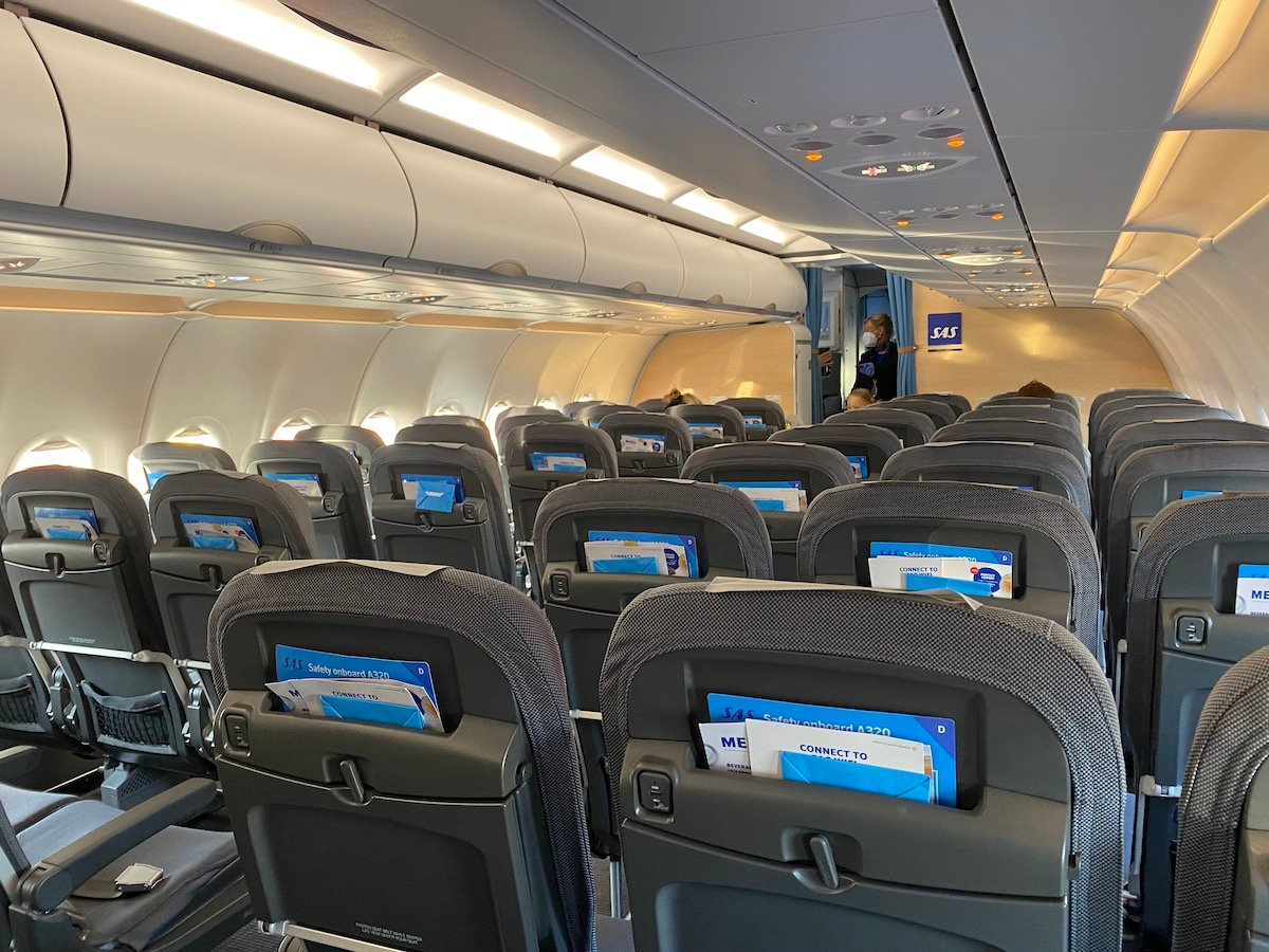 Scandinavian Airlines Ends Face Mask Requirement On Some Routes