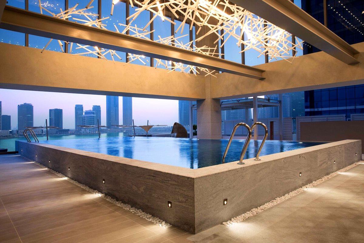 Now Open: St. Regis Dubai Downtown